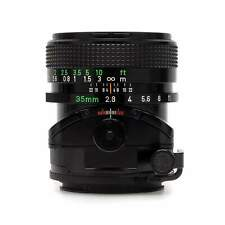 Canon 35mm f2.8 TS SSC Lens EF Mount Adapted
