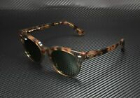 RAY BAN Meteor RB2168 128714 Gradient Havana Brown Green 50 mm Unisex Sunglasses