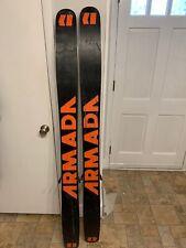 Armada JJ 175cm Skis (Used) w/ Marker Griffon Bindings
