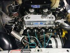 Classic Mini Cooper S Sprite Miget ACCENSIONE PISTE CHAMPION wc200 Cap Verde HT