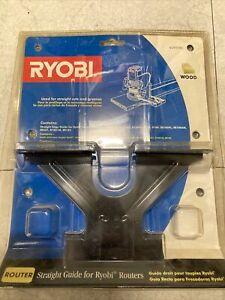 Ryobi Straight Edge Guide For Ryobi Router  #6090080