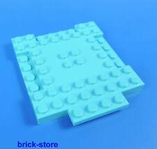 LEGO 8x8 Piastra per costruzione/Blu Turchese SPECIALE CANTIERE PIASTRA