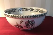 "Portmeirion The Botanic Garden Rhododendron - LARGE  11""  Serving Bowl"