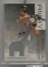 "2002 Leaf Baseball Cal Ripken Jr. ""Away"" Game Used Jersey Card #  00004000 143/250 (Csc)"