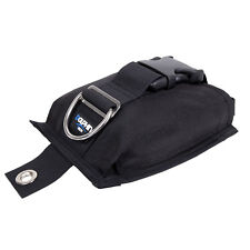 Ist Dolphin Tech Wp5 Heavy Duty Quick Release Tech Bcd Weight Pocket, 8.8lb