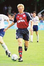 Stefan Effenberg Bayern München 2000-01 seltenes Foto+3