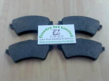Land Rover Freelander Front Brake Pads Mintex  From 1A