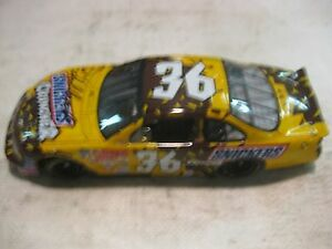 Nascar LE #36 Ken Schrader M&M Snickers Grand Prix 124 Scale Diecast 2001 dc626