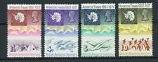 British Antarctic Territory 1971 Treaty set SG38/41 fresh MNH