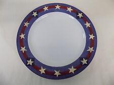 Spirit of the Flag Dinner Plate Sakura Warren Kimble Brandon House