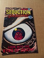 Seduction Of The Innocent ! 6 of 6.  Eclipse 1986- A. Toth / G. Tuska -  FN +