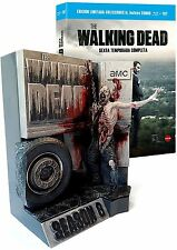 The Walking Dead. 6ª temporada + Figura (Combo Blu-Ray + DVD) Nuevo Precintado