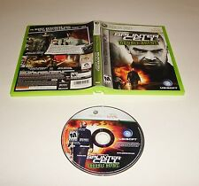 Tom Clancy's Splinter Cell: Double Agent ...XBOX 360 ..