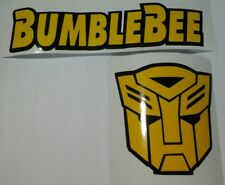 BumbleBee Transformers  Sticker / car decal