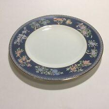 "Wedgwood Blue Siam Salad Plate s 8 1/8"""