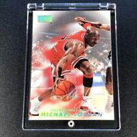 MICHAEL JORDAN 1998 SKYBOX PREMIUM #29 HOLOFOIL CARD CHICAGO BULLS NBA MJ