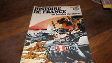 Histoire De France En Bandes Dessinées N° 23 La seconde guerre mondiale