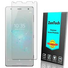 ZenTech Clear Screen Protector Guard Shield Cover Film Saver For Sony Xperia XZ2