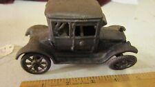 Antique AC Williams Cast Iron Dr's Coupe 1920's