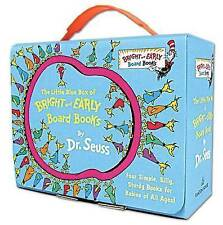 The Little Blue Box of Bright and Early Board Books by Dr. Seuss by Dr Seuss (Board book)