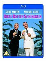 Dirty Rotten Scoundrels [Blu-ray] [1988] [DVD][Region 2]