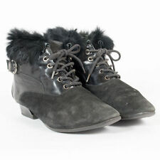 04a89f31aeca6 Vintage Lace Up Boots in Women's Vintage Shoes for sale | eBay