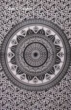 Cotton Tapestry Hippy Traditional Mandala Ombre Wall Hanging Poster 40*30 Inches