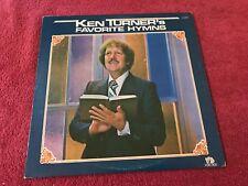 Ken Turner's Favorite Hymns by Ken Turner 1979 Voice Box Records LP gospel VINYL