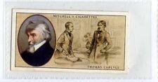 (Ja5781-100) Mitchell,Famous Scots,Thomas Carlyle,1933#44
