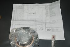 NEW Flowserve Gland Ring Assembly GEB2848681B-2 (Stainless)for Envirotech Pumps