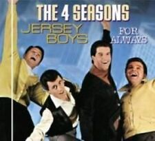 Jersey Boys: For Always by The Four Seasons (CD, May-2013)