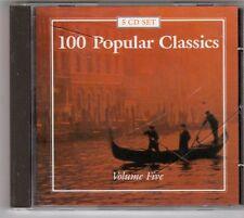 (ES794) 100 Popular Classics [Disc 5] - 1993 CD