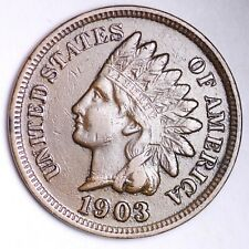 1903  INDIAN  HEAD  CENT #9