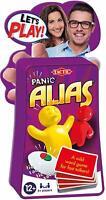 Let's Play! Panic Alias Game Age 12+ Brand New Hit Timer & Start Talking!