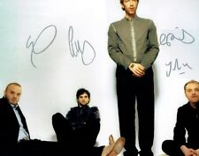 Coldplay Fully Hand Signed Autographed 10 x 8 Glossy Picture - Chris Martin