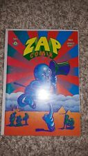 Zap Comix No. 4, 4th Printing Robert Crumb Published 1969 by Apex Novelties