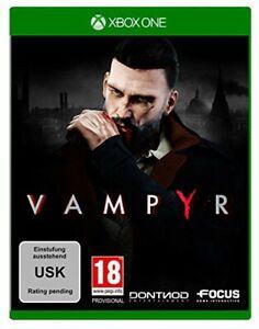 Microsoft Xbox One - Vampyr mit OVP