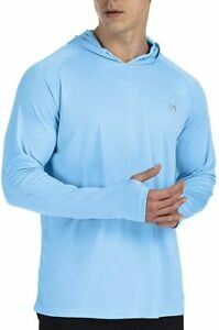 Men's UPF 50+ Sun Protection Long Sleeve Shirts