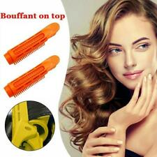 5Pcs Volumizing Hair Root Clip Curler Roller Wave Fluffy Top Styling Clip P4B6