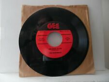 HEARTBEATS - GEE RECORDS-G-1047 - MINT-