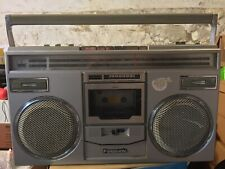 Panasonic RX-5100 VINTAGE Boom Box Ghetto Blaster Cassette Tape Radio