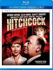 NEW BLU-RAY+DVD - HITCHCOCK - Anthony Hopkins, Helen Mirren, Scarlett Johansson,