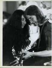 "Mark McGann Kim Miyori John Lennon and Yoko Ono Original 7x9"" Photo #K2456"