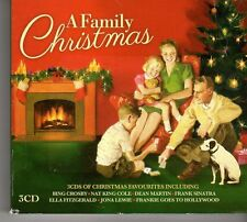 (FD361) A Family Christmas, 60 tracks various artists - 3 CDs - 2013