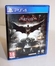 JEU PS4 - PLAYSTATION 4 - BATMAN ARKHAM KNIGHT / DISQUE COMME NEUF