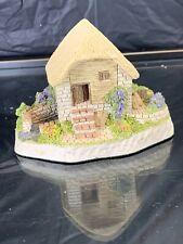David Winter Cottages Patrick's Watermill Mint Rare.