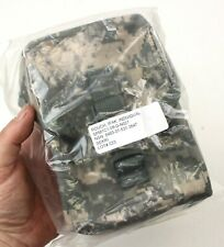 GENUINE US ARMY IFAK INDIVIDUAL WEBBING POUCH in AT DIGITAL CAMO UNISSUED