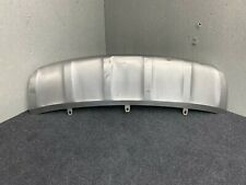 AUDI A6 C6 ALLROAD FRONT BUMPER LOWER VALANCE METAL TRIM GUARD 4F0807733
