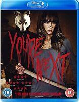 Youre Next [Blu-ray] [DVD][Region 2]