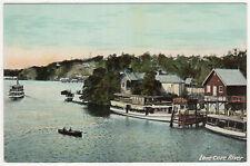 LANE COVE RIVER Sydney New South Wales NSW Australia PC Postcard PARRAMATTA